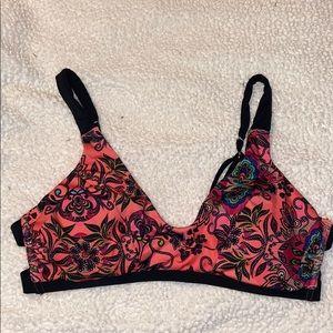 2 for $20 La Vie En Rose Aqua bikini top